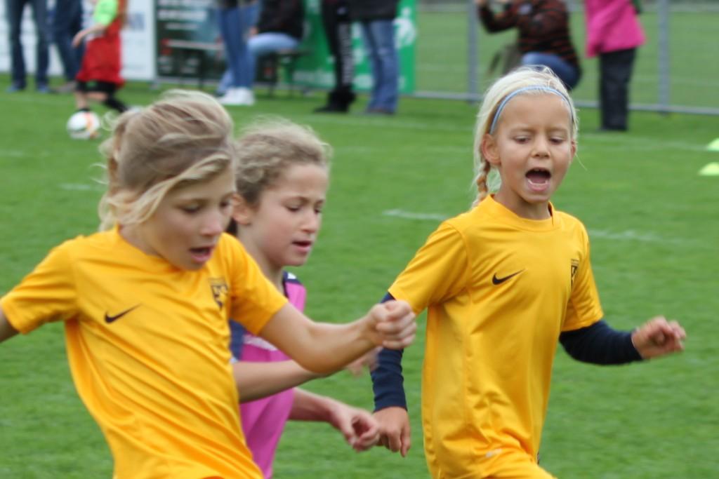 Girls Soccer School Turnier!