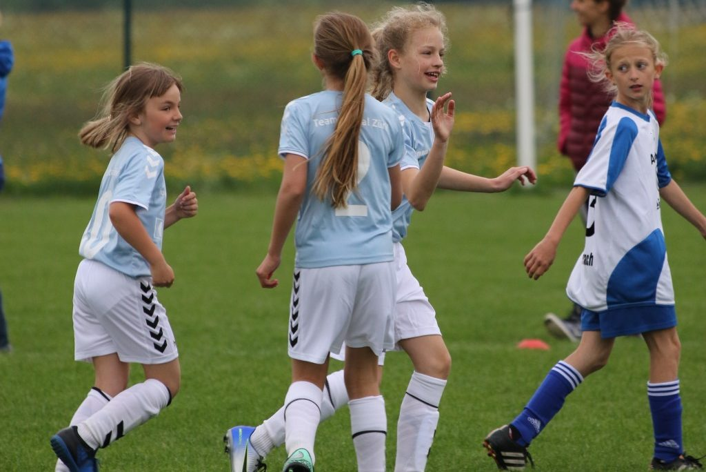 Girls Soccer Camp – Tag 4