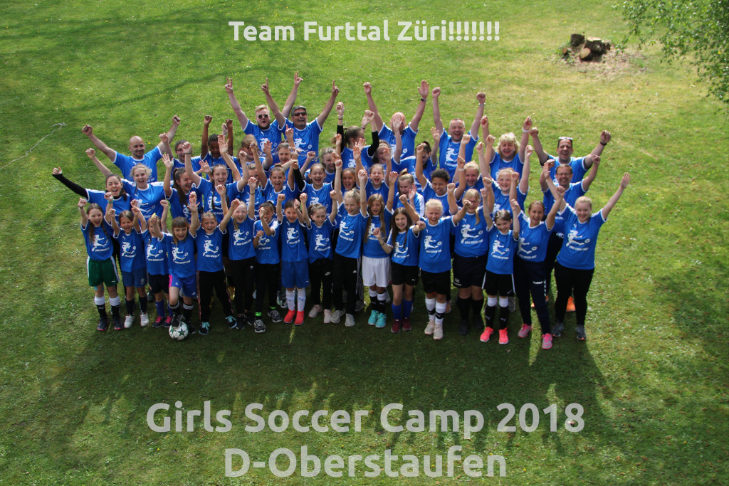 Girls Soccer Camp – Tag 5