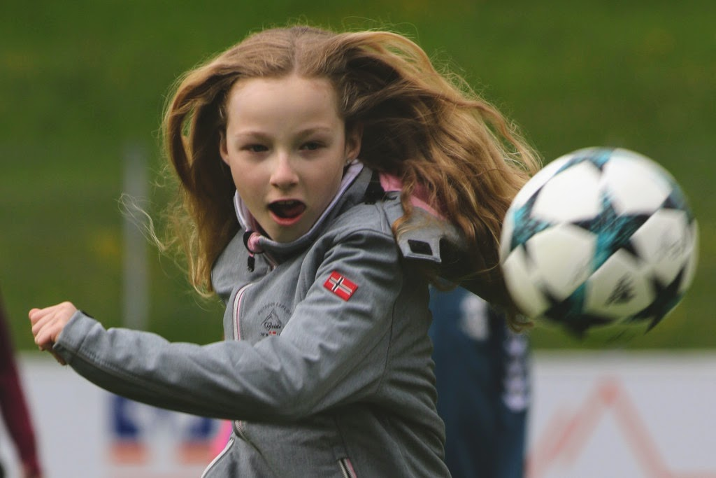 Girls Soccer Camp – Tag 2
